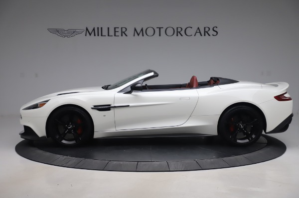 Used 2018 Aston Martin Vanquish S Volante for sale $179,900 at Maserati of Greenwich in Greenwich CT 06830 2