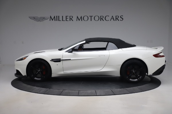 Used 2018 Aston Martin Vanquish S Volante for sale $179,900 at Maserati of Greenwich in Greenwich CT 06830 22