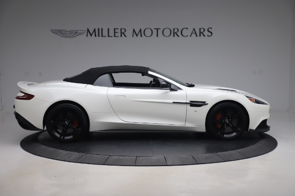 Used 2018 Aston Martin Vanquish S Volante for sale $179,900 at Maserati of Greenwich in Greenwich CT 06830 25