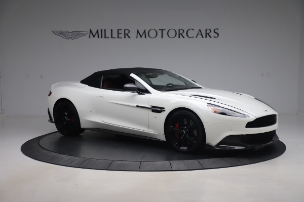 Used 2018 Aston Martin Vanquish S Volante for sale $179,900 at Maserati of Greenwich in Greenwich CT 06830 26