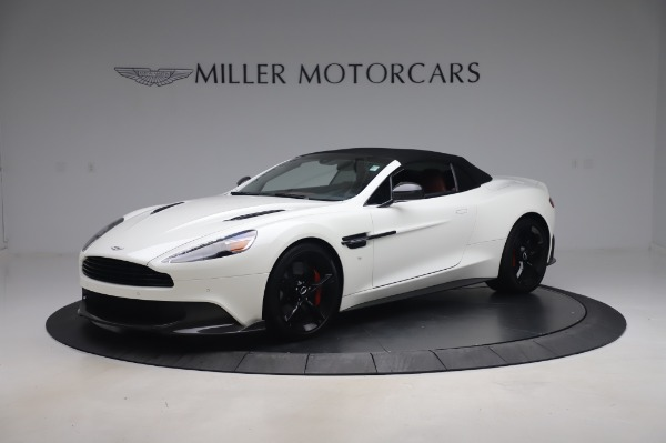 Used 2018 Aston Martin Vanquish S Volante for sale $179,900 at Maserati of Greenwich in Greenwich CT 06830 27