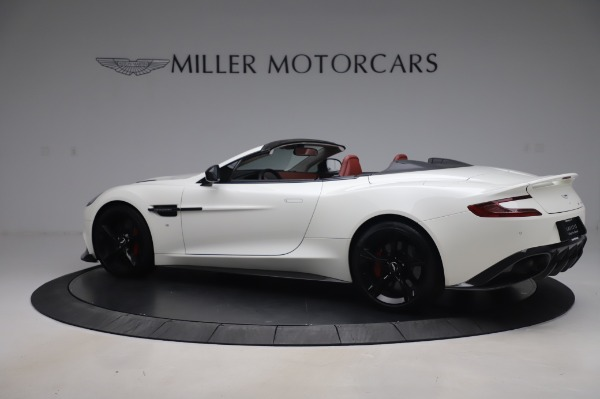 Used 2018 Aston Martin Vanquish S Volante for sale $179,900 at Maserati of Greenwich in Greenwich CT 06830 3