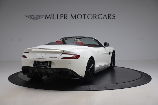 Used 2018 Aston Martin Vanquish S Volante for sale $179,900 at Maserati of Greenwich in Greenwich CT 06830 6
