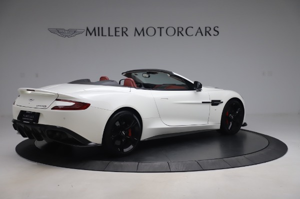 Used 2018 Aston Martin Vanquish S Volante for sale $179,900 at Maserati of Greenwich in Greenwich CT 06830 7