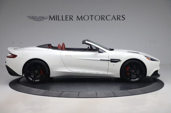 Used 2018 Aston Martin Vanquish S Volante for sale $179,900 at Maserati of Greenwich in Greenwich CT 06830 8