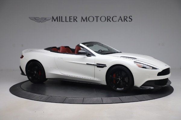 Used 2018 Aston Martin Vanquish S Volante for sale $179,900 at Maserati of Greenwich in Greenwich CT 06830 9