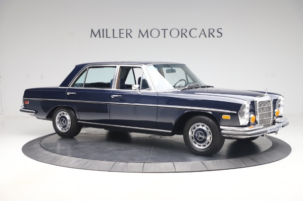 Used 1971 Mercedes-Benz 300 SEL 6.3 for sale Sold at Maserati of Greenwich in Greenwich CT 06830 10