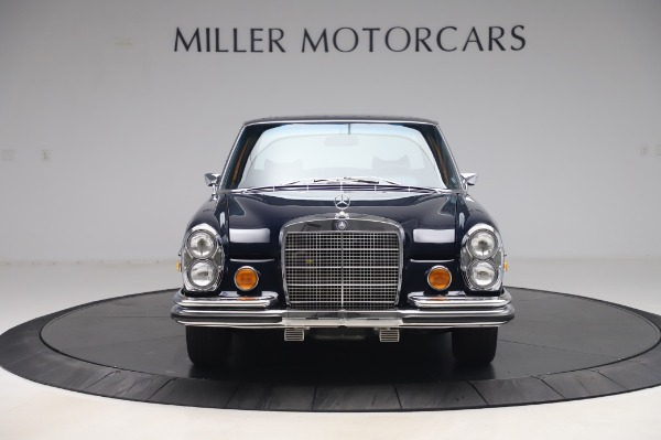 Used 1971 Mercedes-Benz 300 SEL 6.3 for sale $117,000 at Maserati of Greenwich in Greenwich CT 06830 12