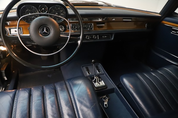 Used 1971 Mercedes-Benz 300 SEL 6.3 for sale $117,000 at Maserati of Greenwich in Greenwich CT 06830 14
