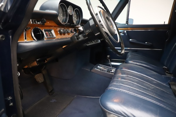 Used 1971 Mercedes-Benz 300 SEL 6.3 for sale $117,000 at Maserati of Greenwich in Greenwich CT 06830 16