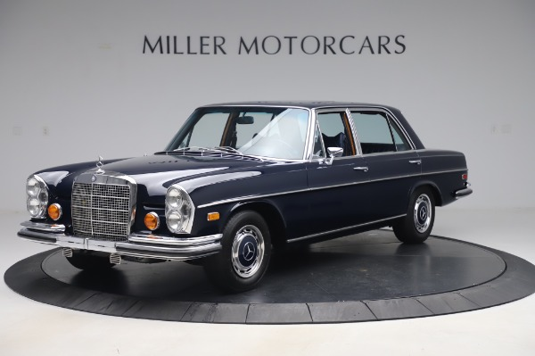 Used 1971 Mercedes-Benz 300 SEL 6.3 for sale Sold at Maserati of Greenwich in Greenwich CT 06830 2