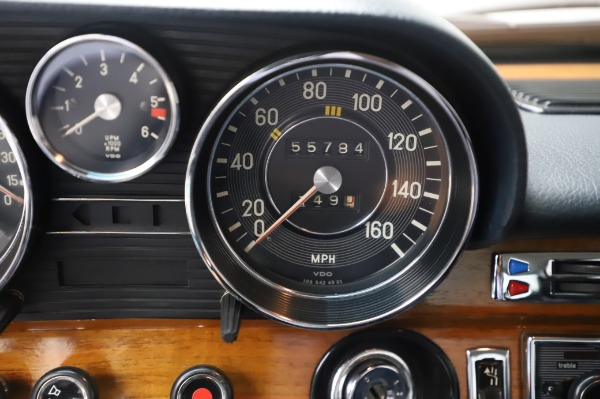 Used 1971 Mercedes-Benz 300 SEL 6.3 for sale Sold at Maserati of Greenwich in Greenwich CT 06830 23