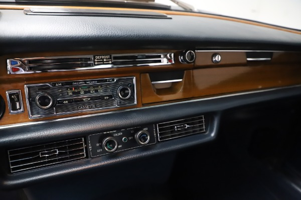 Used 1971 Mercedes-Benz 300 SEL 6.3 for sale Sold at Maserati of Greenwich in Greenwich CT 06830 24