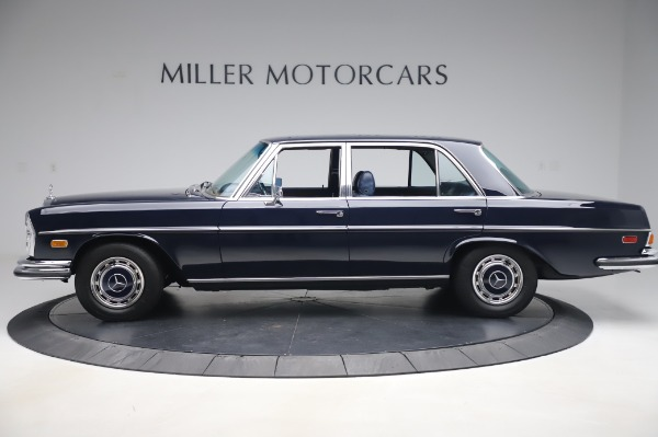 Used 1971 Mercedes-Benz 300 SEL 6.3 for sale Sold at Maserati of Greenwich in Greenwich CT 06830 3