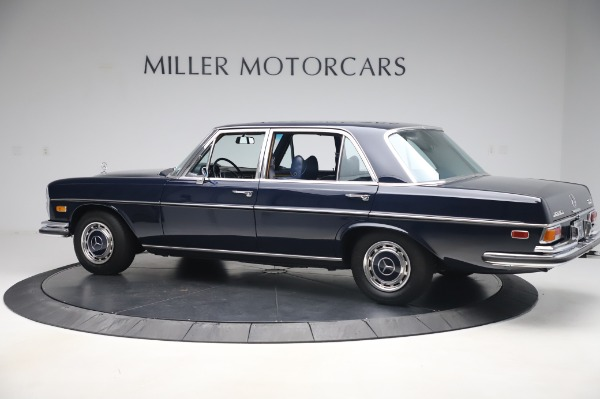 Used 1971 Mercedes-Benz 300 SEL 6.3 for sale Sold at Maserati of Greenwich in Greenwich CT 06830 4