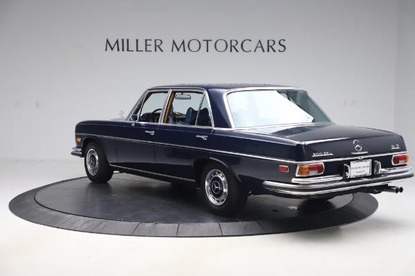 Used 1971 Mercedes-Benz 300 SEL 6.3 for sale Sold at Maserati of Greenwich in Greenwich CT 06830 5