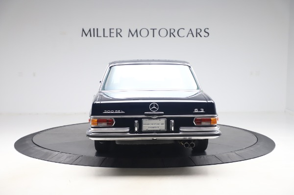 Used 1971 Mercedes-Benz 300 SEL 6.3 for sale $117,000 at Maserati of Greenwich in Greenwich CT 06830 6
