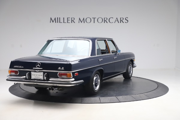 Used 1971 Mercedes-Benz 300 SEL 6.3 for sale $117,000 at Maserati of Greenwich in Greenwich CT 06830 7