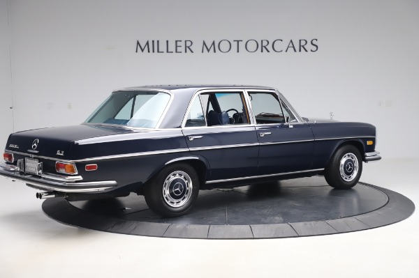 Used 1971 Mercedes-Benz 300 SEL 6.3 for sale Sold at Maserati of Greenwich in Greenwich CT 06830 8