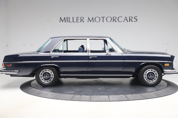 Used 1971 Mercedes-Benz 300 SEL 6.3 for sale Sold at Maserati of Greenwich in Greenwich CT 06830 9