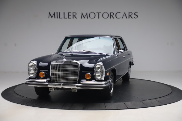 Used 1971 Mercedes-Benz 300 SEL 6.3 for sale Sold at Maserati of Greenwich in Greenwich CT 06830 1