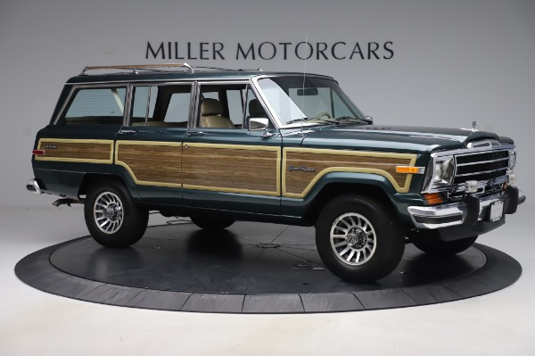 Used 1991 Jeep Grand Wagoneer for sale $89,900 at Maserati of Greenwich in Greenwich CT 06830 10