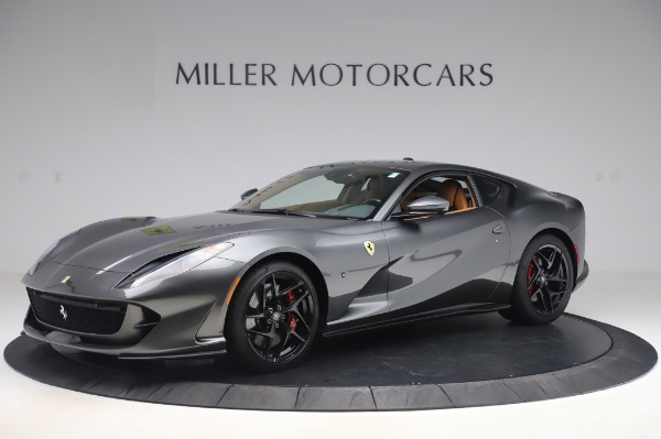 Used 2020 Ferrari 812 Superfast for sale $399,900 at Maserati of Greenwich in Greenwich CT 06830 2