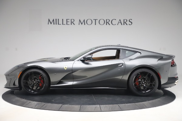 Used 2020 Ferrari 812 Superfast for sale $399,900 at Maserati of Greenwich in Greenwich CT 06830 3