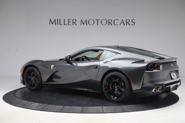 Used 2020 Ferrari 812 Superfast for sale $399,900 at Maserati of Greenwich in Greenwich CT 06830 4