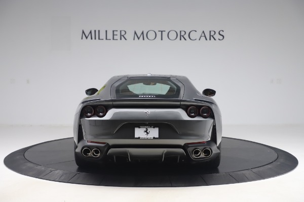 Used 2020 Ferrari 812 Superfast for sale $399,900 at Maserati of Greenwich in Greenwich CT 06830 6