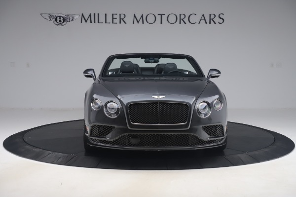 Used 2016 Bentley Continental GTC Speed for sale $146,900 at Maserati of Greenwich in Greenwich CT 06830 11