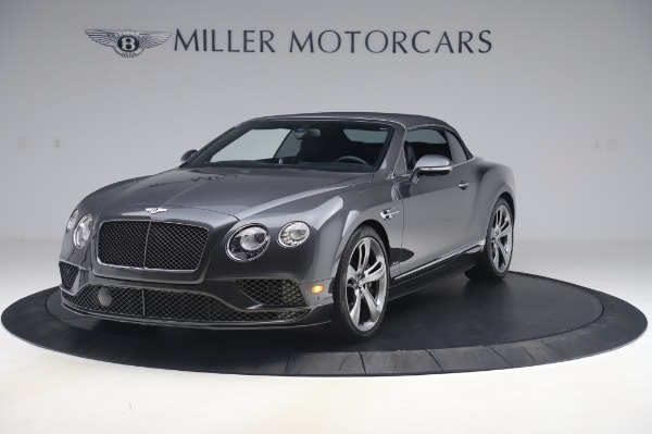 Used 2016 Bentley Continental GTC Speed for sale $146,900 at Maserati of Greenwich in Greenwich CT 06830 12