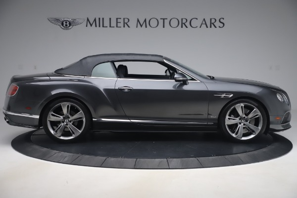 Used 2016 Bentley Continental GTC Speed for sale $146,900 at Maserati of Greenwich in Greenwich CT 06830 15