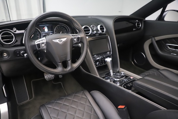 Used 2016 Bentley Continental GTC Speed for sale $146,900 at Maserati of Greenwich in Greenwich CT 06830 17