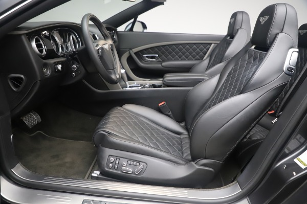 Used 2016 Bentley Continental GT Speed for sale Sold at Maserati of Greenwich in Greenwich CT 06830 18