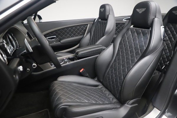 Used 2016 Bentley Continental GTC Speed for sale $146,900 at Maserati of Greenwich in Greenwich CT 06830 19