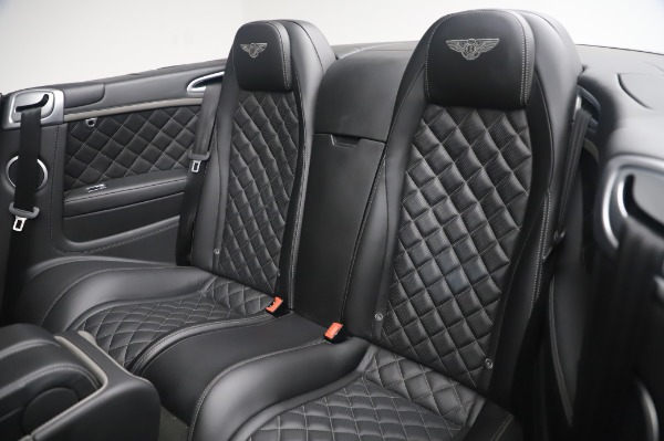 Used 2016 Bentley Continental GTC Speed for sale $146,900 at Maserati of Greenwich in Greenwich CT 06830 21