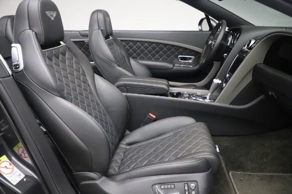 Used 2016 Bentley Continental GTC Speed for sale $146,900 at Maserati of Greenwich in Greenwich CT 06830 24