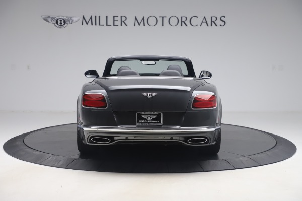 Used 2016 Bentley Continental GTC Speed for sale $146,900 at Maserati of Greenwich in Greenwich CT 06830 6