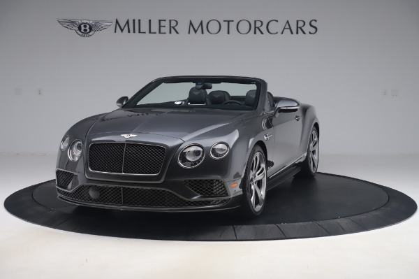Used 2016 Bentley Continental GTC Speed for sale $146,900 at Maserati of Greenwich in Greenwich CT 06830 1
