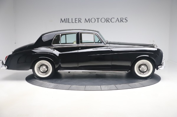 Used 1965 Rolls-Royce Silver Cloud III for sale $99,900 at Maserati of Greenwich in Greenwich CT 06830 10