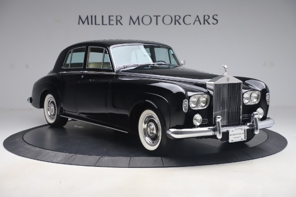 Used 1965 Rolls-Royce Silver Cloud III for sale $99,900 at Maserati of Greenwich in Greenwich CT 06830 12
