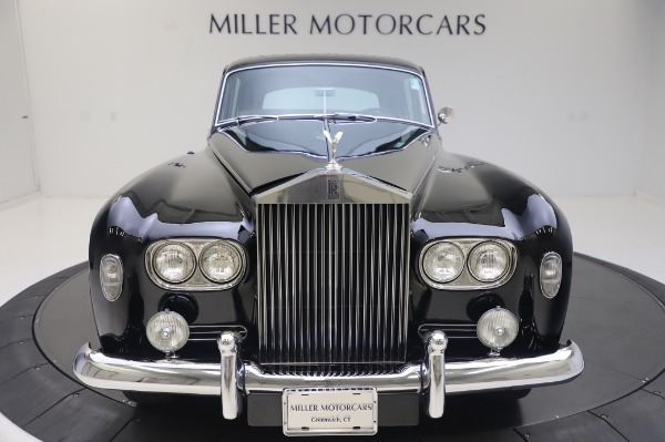 Used 1965 Rolls-Royce Silver Cloud III for sale $99,900 at Maserati of Greenwich in Greenwich CT 06830 13