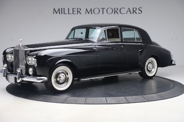Used 1965 Rolls-Royce Silver Cloud III for sale $99,900 at Maserati of Greenwich in Greenwich CT 06830 2