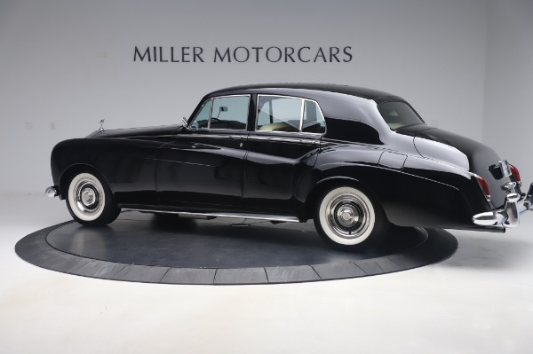 Used 1965 Rolls-Royce Silver Cloud III for sale $99,900 at Maserati of Greenwich in Greenwich CT 06830 4
