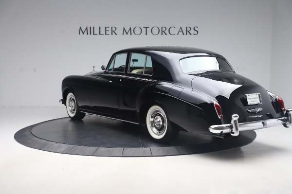 Used 1965 Rolls-Royce Silver Cloud III for sale $99,900 at Maserati of Greenwich in Greenwich CT 06830 5
