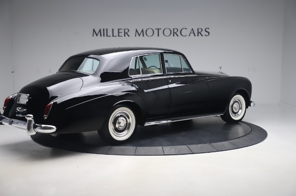 Used 1965 Rolls-Royce Silver Cloud III for sale $99,900 at Maserati of Greenwich in Greenwich CT 06830 9