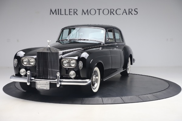 Used 1965 Rolls-Royce Silver Cloud III for sale $99,900 at Maserati of Greenwich in Greenwich CT 06830 1