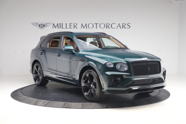 New 2021 Bentley Bentayga V8 First Edition for sale Sold at Maserati of Greenwich in Greenwich CT 06830 11
