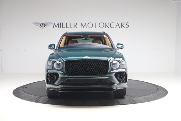 New 2021 Bentley Bentayga V8 First Edition for sale Sold at Maserati of Greenwich in Greenwich CT 06830 12